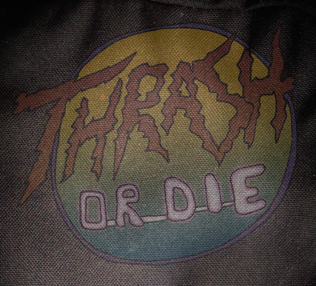 Thrash or Die Logo